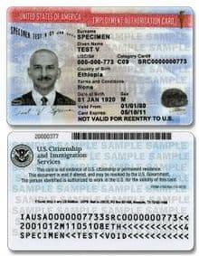 EAD-Work Permit
