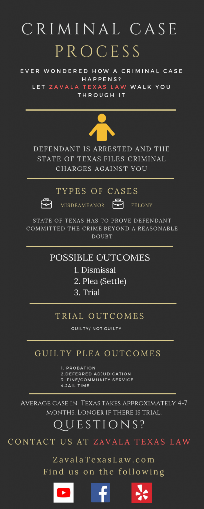 Criminal Case Process