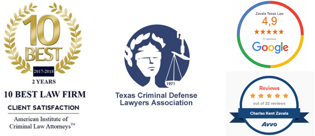 Zavala Texas Law Certifications